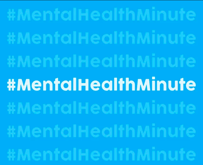 Mental Health Minute